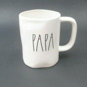 Rae Dunn PAPA Mug